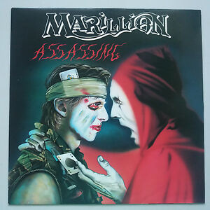 Marillion-Assassing-12-034-Vinyl-Single-UK-1st-Press-1984-NM-NM