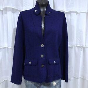 Large-EILEEN-FISHER-Merino-Wool-Officers-Club-Sweater-Jacket