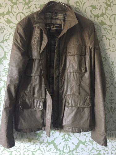 12 Khaki Style Belstaff Colour Womens 10 Size Jacket Waxed Trailmaster 42 nxInXqv
