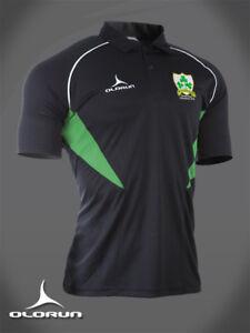 Ireland-Grand-Slam-Champions-2018-Irish-Rugby-Flux-Polo-Shirt-Sizes-Y-XXXL