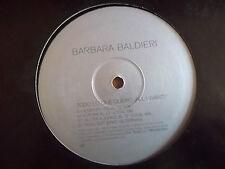 """BARBARA BALDIERI - TODO LO QUE QUIERO - 12"""" RECORD - R*STR RECORDS - 12RSTRP1"""
