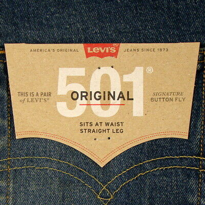 Jeans LEVI'S Uomo Taglia Size W 34 L 34 Pantalone Gamba