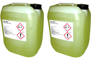 2x 10 l Salzsäure 30-33%  circa 24 kg technisch reine Ware UN 1789
