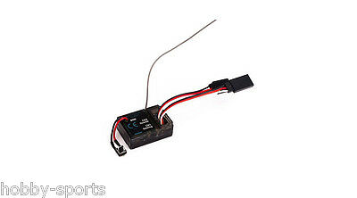 ECX 2.4GHz Receiver for Pro Boat Geico & other boats Water Proof ECX9011 ProBoat