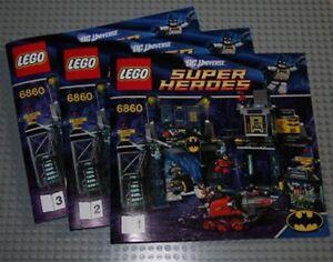 Lego super heroes batman classic tv series batcave building kit.