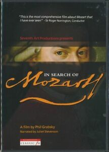 In-Search-of-Mozart-DVD-2006-Seventh-Art-Widescreen-RARE