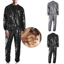 Saunaanzug Schwitzanzug Sauna Suit Herren Fitness Sports Schweissanzug für Damen