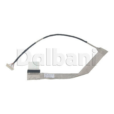 Computer Cables Laptop New Yoton for Lenovo G455 G450 LCD Screen Cable DC02000R910 DC02000R900 Cable Length: DC02000R910