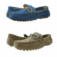 Cole Haan Mens Grant Canoe Camp Toe Slip On Driving Drivers Loafers Shoes