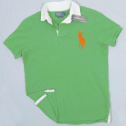 Lauren Polo 4 Style Big Nouveau Couleurs Rugby Pony Personnalisé Ralph Shirt Ajustement qaFwT