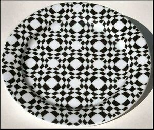 SHIFTS BOPLA Porzellan Swiss Salatteller Beilagenteller