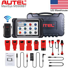 Autel MaxiSys MS906BT Auto Diagnostic Tool Code Reader OBD2 Scanner ECU Coding