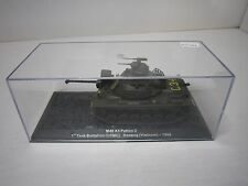 AD164 ALTAYA MILITAIRE CHAR M48 A3 PATTON 2 1ST TANK BATTALION 1968 1/72 PANZER