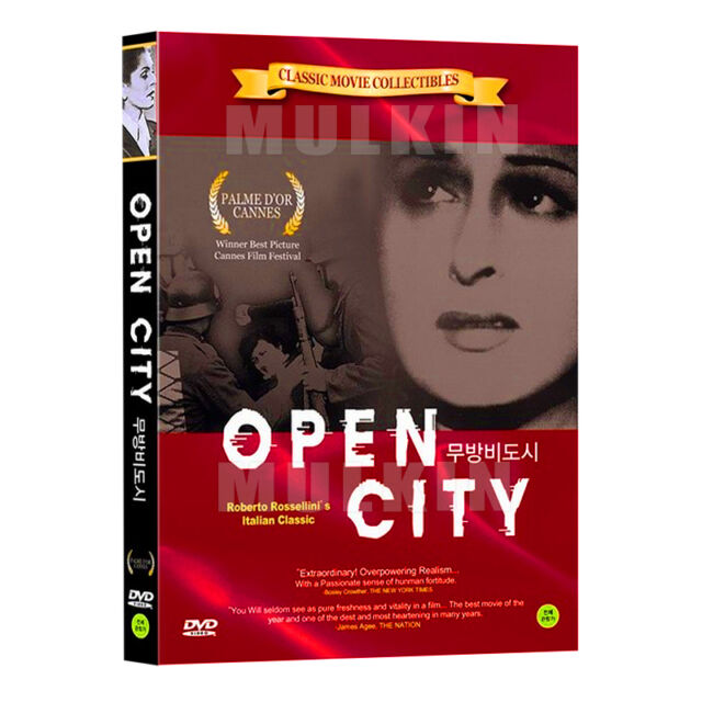 open city italian film