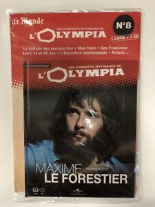 maxime-leforestier-concerts-mythiques-de-l-039-olympia-1973-1-cd-1-livre-neuf-bli
