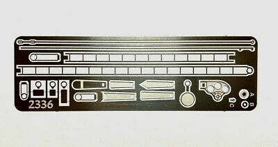 HO Scale Photo-Etch Signal Details #1 by Showcase Miniatures 2344
