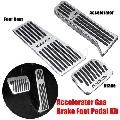 Gaspedal Gas Bremse Fuß Pedal Kit für Axela Atenza Mazda 3 6 CX9 CX5 CX3 UK