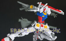 Banpresto  Gundam SCM s.c.m EX RX-78-2 Special Model pvc action figure rare