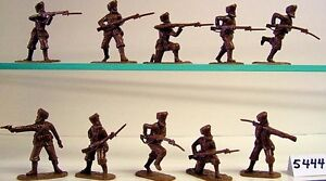 Armies In Plastic 5444 - WW1 Indian Army Western Front Figures-Wargaming Kit