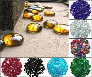 500-Grams-Glass-Pebbles-Round-Pebbles-Stones-Nuggets-Vases-Approx-100