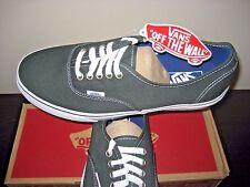 VANS Mens Authentic Green Gables True White Canvas Shoes Size 13 Vn0004mljpt