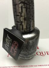 OPI Crackle Nail Polish ���� SILVER SHATTER E62 Pirate Of The Caribbean��
