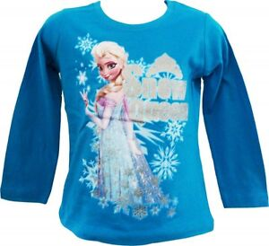 Disney Frozen Sisters Forever T-Shirt Ages 18 Months to 6 Years