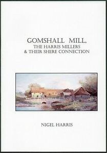 Gomshall-Watermill-Surrey-Harris-Shere-Mill-Watermills-Water-mill