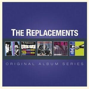 Replacements - Original Album Series: Hootenanny / Let It Be / Pl NEW CD 81227971984