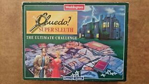 Cluedo-Super-Sleuth-Board-Game-Waddingtons-1995