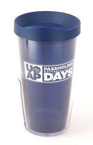 Universal Orlando Annual Passholder Appreciation Day Tervis Tumbler Cup Mug 16oz