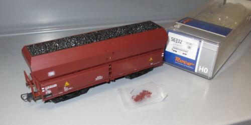 IV /_ NUOVO ROCO h0 56332 /_ DB stesso carrello scarico carbone carrello erzwagen /_ PE