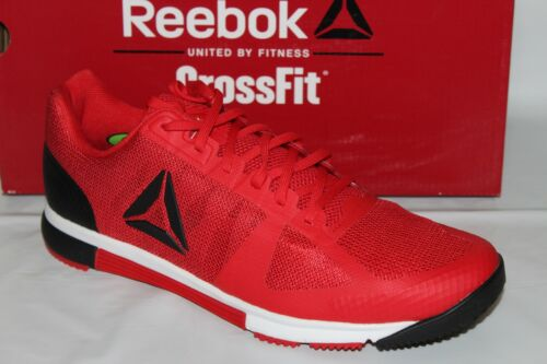 RED//WHITE//BLACK REEBOK CROSSFIT SPEED TR 2.O TRAINING MEN/'S SHOES BS5794
