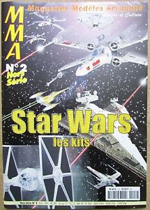 Maquettetisme-Magazine-Mma-off-except-Series-No-2-of-2000-Ships-Star-Wars-Kits