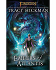 Fireborn: Embers of Atlantis by Tracy Hickman (Paperback, 2011)