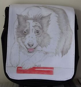 Small-Shoulder-Bag-with-Agility-Collie-print-from-Original-Artwork-Free-UK-P-P