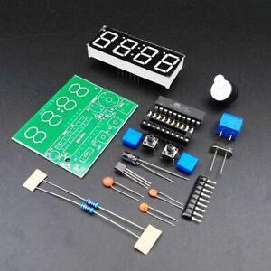 Digital Arrival Clock DIY Kits Electronic C51 Suite ...