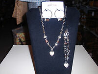 Park Lane Jewelry, most Impressive Necklace, Earrings And Bracelet,