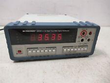 Bk Precision 2831d 4 12 Digit True Rms Digital Multimeter Portable Benchtop
