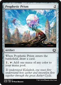 4x Prophetic Prism -- Presque comme neuf -- kaladesh -- Engl. -- Magic Gathering-afficher le titre d`origine 4rSXvdMZ-09155014-673215099