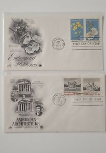 1979 First Day cover (9)  FDC - USA