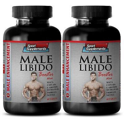 testosterone booster MALE LIBIDO BOOSTER 760MG 2B black maca Tongkat Ali root eBay