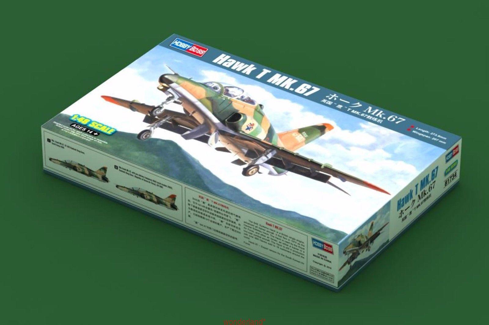 Hobbyboss 81734 1 48 BAe Hawk T Mk.67