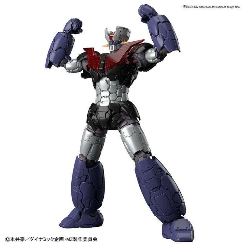 ACTION FIGURE MAZINGA Z BANDAI HG MAZINGER Z INFINITY VER 1 144 TO ASSEMBLE