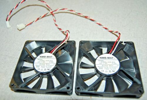 NMBMAT 7 3106KL04WB59 Fan Set of 2