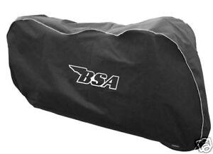 BSA-Rocket-Goldstar-Lightning-A10-A65-C15-indoor-Motorcycle-Motorbike-cover