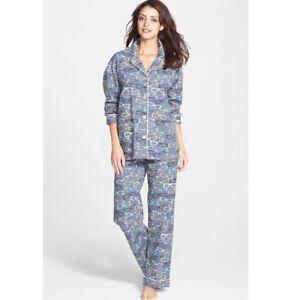 0f9be2049 Women's PJ Salvage Flannel Pajama Set in 'Glasses' Pattern, XS ...