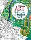 Art Colouring and Sticker Book by Rosie Dickins (Paperback, 2015)