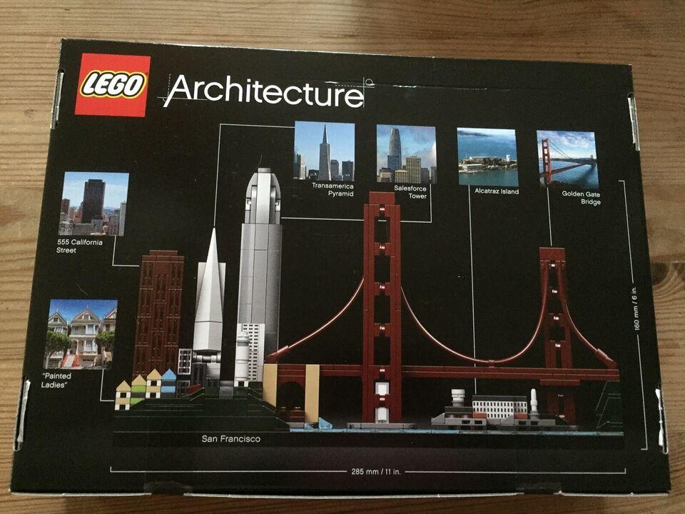 Lego Architecture, 21043 San Francisco