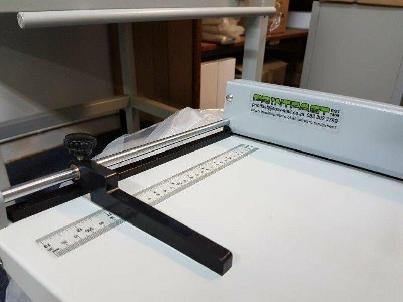 Scoring/Creasing Machine New Manual PF460RM 460mm wide working